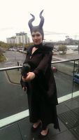 Maleficent Takes London by unipal390