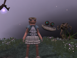 Spore: Alice in Wonderland by Pyroraptor42