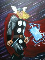 Thor: I say thee nay by jlh-arts