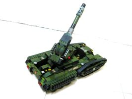 Lego Transform Tank 'Fake' 2.4 by SOS101