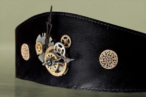 SteamPunk Belt by edylisation
