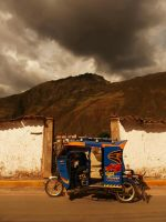 Mototaxi / Sacred Valley / Peru 5 by WillemFred