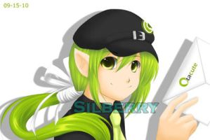 Otacute Entry 2 by Silberry