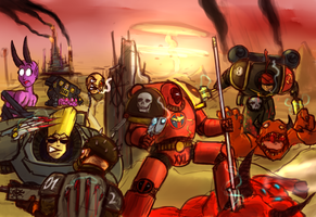 Nutcase Marine Chapter 2 by Ritualist