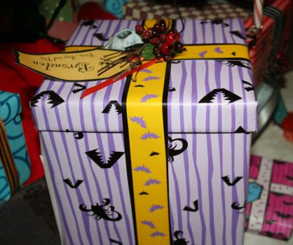 Nightmare Boxes for Christmas by TimBakerFX