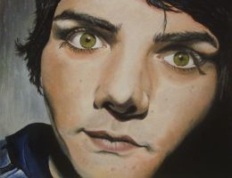 Gerard Way by future-artist-9