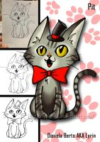 Pit the Cat by Lyrin-83