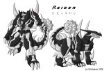 OTF Raider Revamp - Colored by Autobot-Windracer