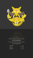 Kadabra by WEAPONIX