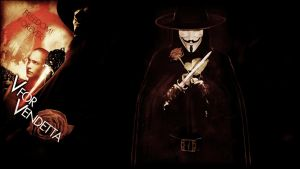 V for Vendetta Wallpaper v4 by MarkosBoss