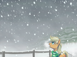 Snowfall by Prism-S