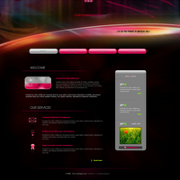 YourCompagny - site by miko434