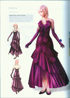 Scan Garb Midnight Mauve by MelodyCrystel