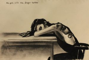 The Girl With The Dragon Tattoo by alyona1
