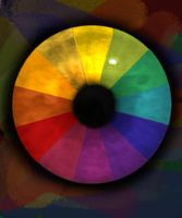 Visual Color Wheel by ExtremeSi