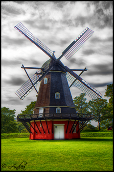 The windmill by Ch3m