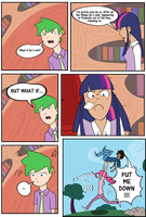 It's Not Equestria Anymore Ch1 P30 by afroquackster