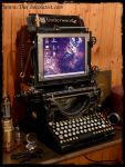 The Underwood Pentium Model Nr. 1 by thechocolatist