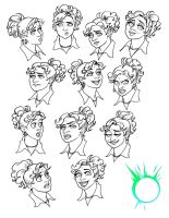 Rosemary Expressions by GingerOpal
