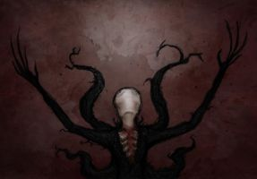 Slenderman for Spekti by EmiliAlys