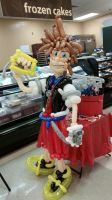 Kingdom Hearts Sora Balloon by DJdrummer