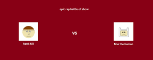 epic rap battle of show by dani14coolguy