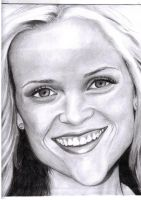 Reese Witherspoon by MissMelis05