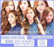 Pack Png 02 (Jessica) by GirlHana