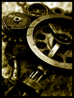 The Poetry of Cogs by Abscynthe