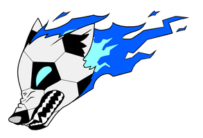 Soccer Coyote by sami86404
