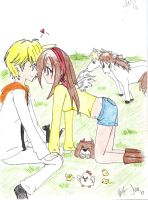 Harvest moon love by 2LoveGir