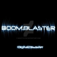 Digital Disaster front by mightystag