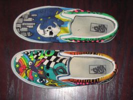 costum vans by fddcitron