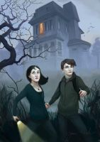 Ghost House by Suncut
