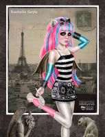 Monster High - Rochelle Goyle by kharis-art