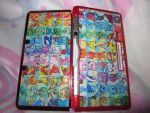 My Awesome 3DS Skin by amarinimo