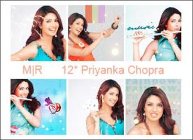 Priyanka Chopra Icons by shilpa08