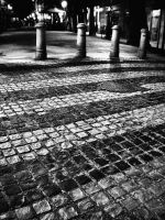 Chess Bricks Road by Mr-Fuso