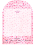 Love is in the air Journal Skin by Shippo3313