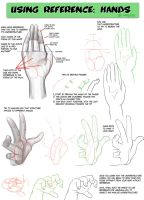 Tutorial- Using Refs for Hands by Fyuvix