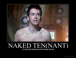 Demotivational: Naked Ten by rosechips