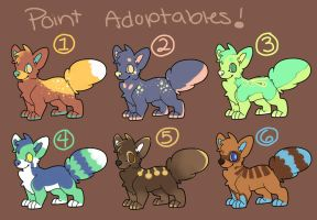 Dog Adopts 2 by Roespls
