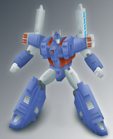 Ultra Magnus by Exede