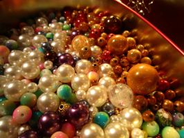 New beads by Santian69