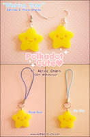 Acrylic Wishing Star Goods by Pijenn