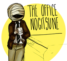 Teen Wolf - The office Nogitsune by Bisho-s