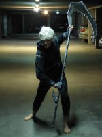 Cosplay Dark Evil Jack Frost by CosplayQuest