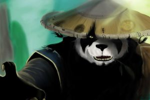 Mists of Pandaria by darksquishy