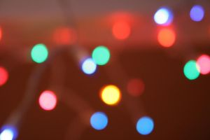 Bokeh lights 04 by Dom410