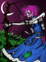 Zombie Girl by Forbidden-Realm-T